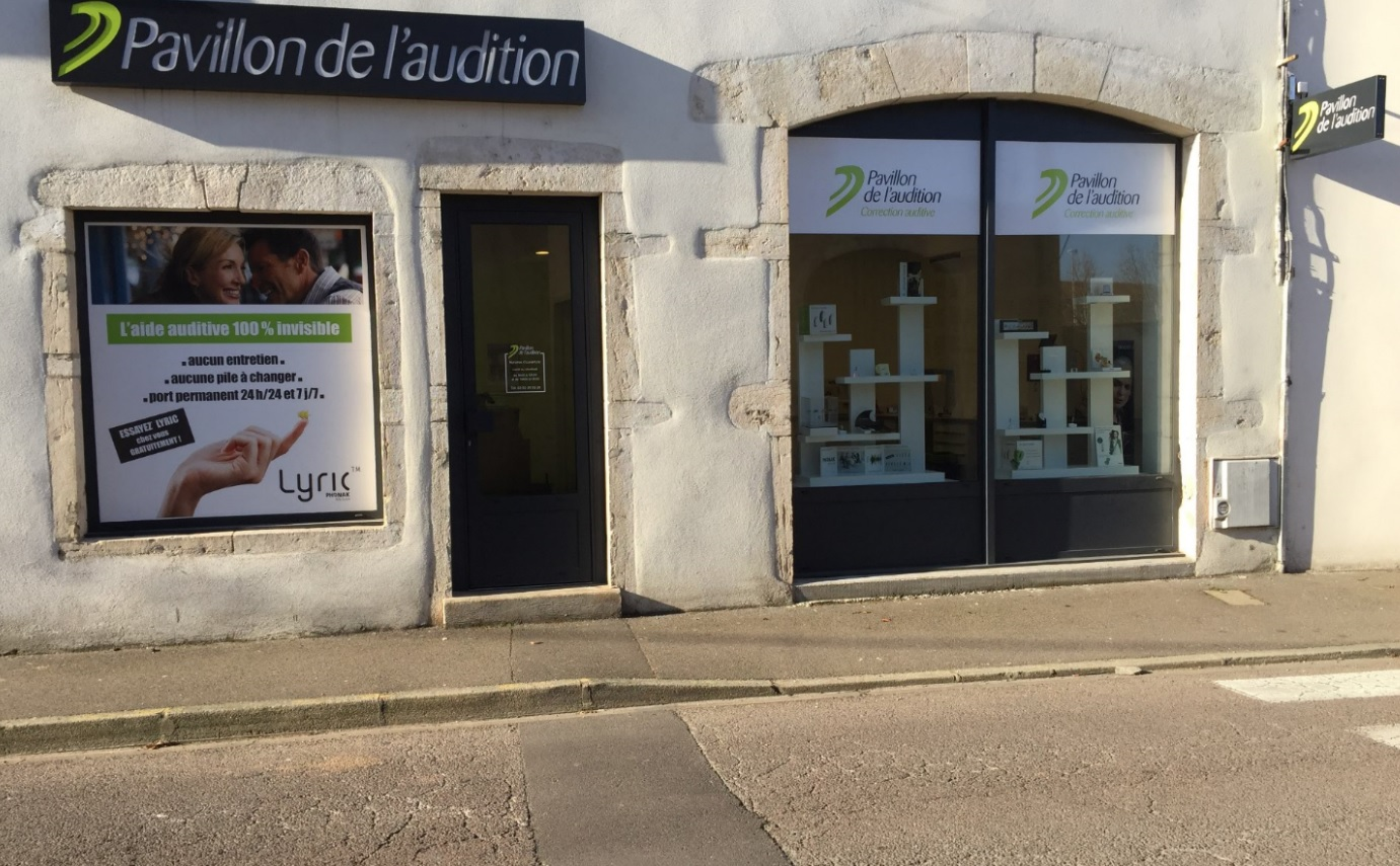 PAVILLON AUDITION BEAUNE
