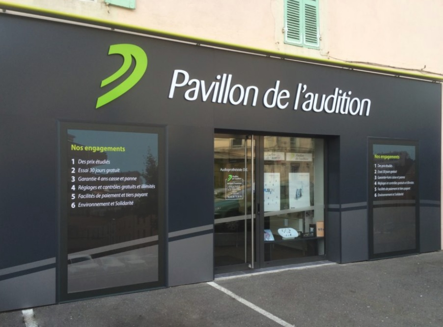 PAVILLON AUDITION DIJON