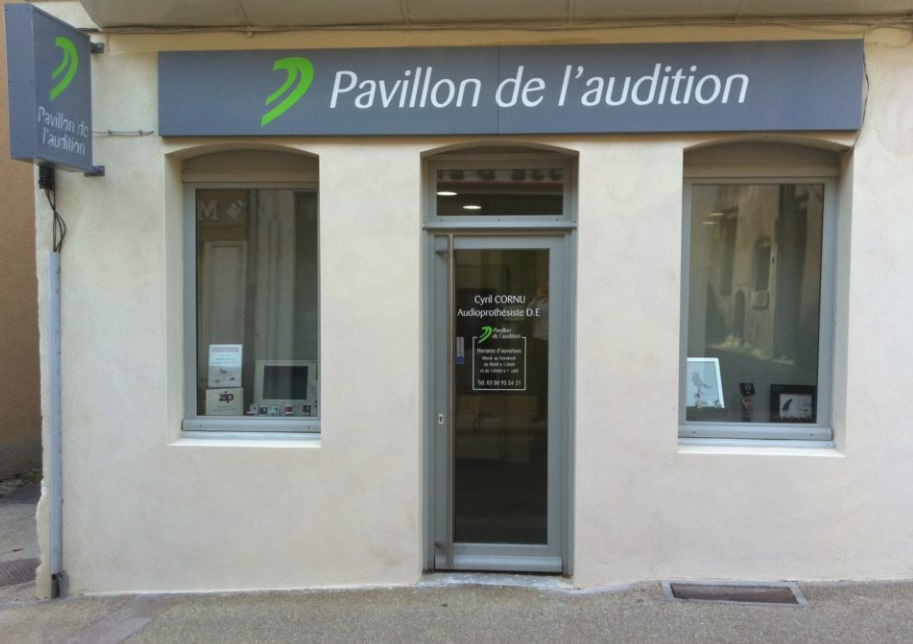 PAVILLON AUDITION IS SUR TILLE